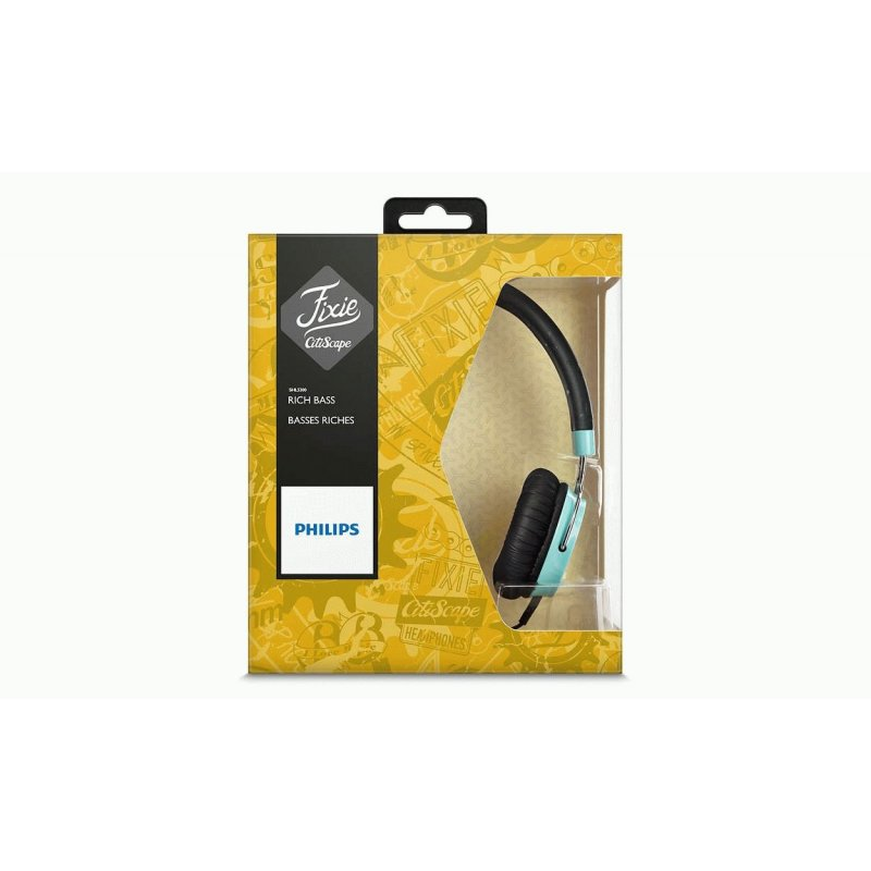Philips CitiScape SHL5300 Teal