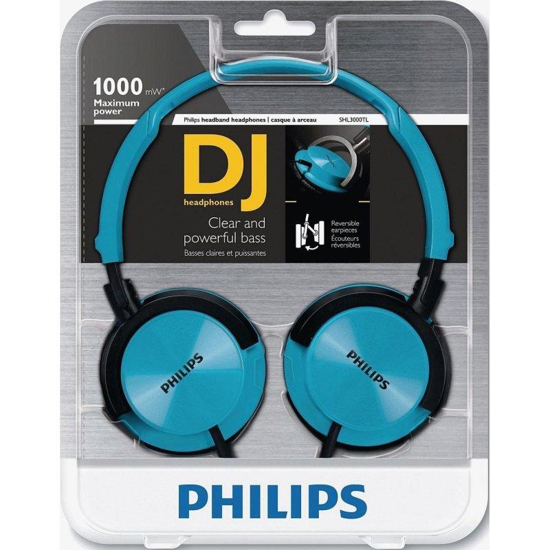 Philips SHL3000TL/00 Teal