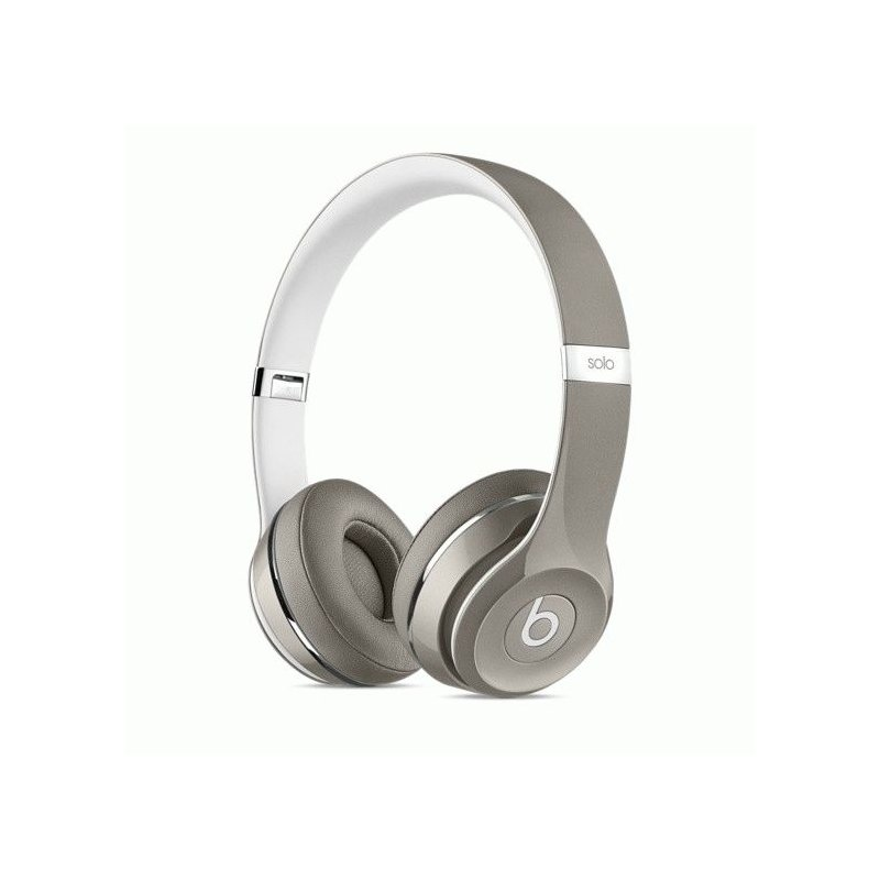 Beats Solo2 Wireless Luxe Edition Silver (MLA42ZM/A)