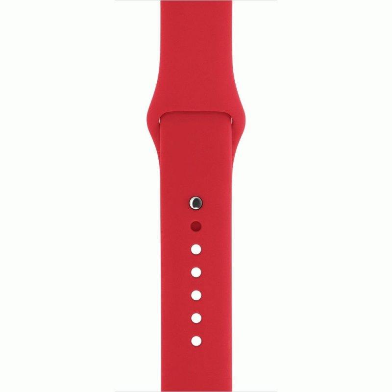 Ремешок для Apple Watch 38mm Sport Band Red (MLD82)
