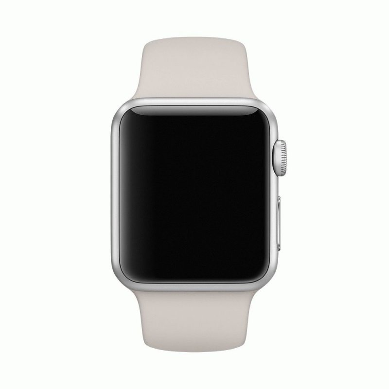 Ремешок для Apple Watch 38mm Sport Band Stone (MLKW2)