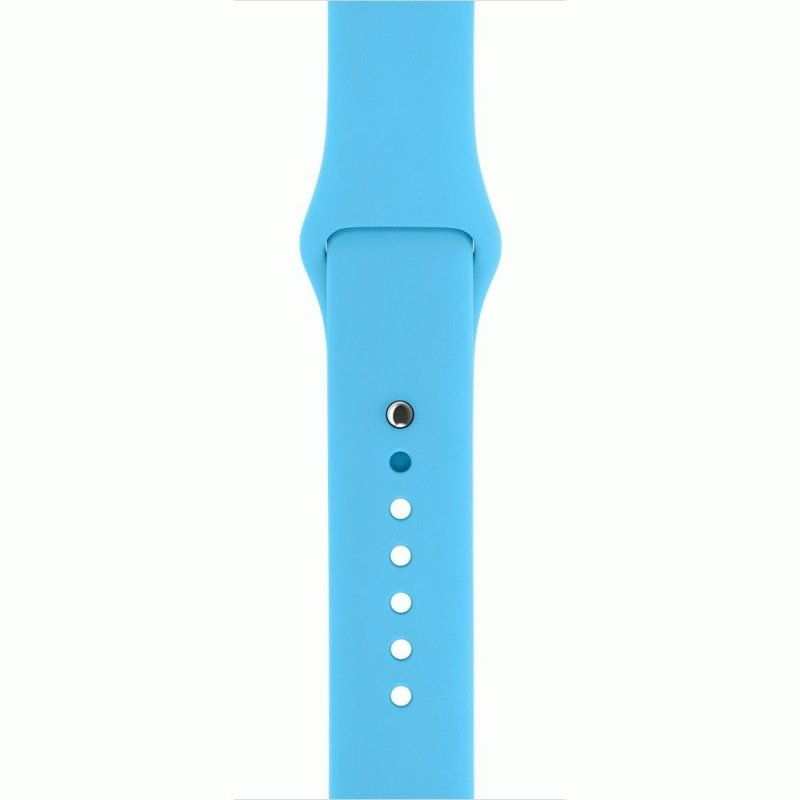 Ремешок для Apple Watch 42mm Sport Blue (MLDL2)