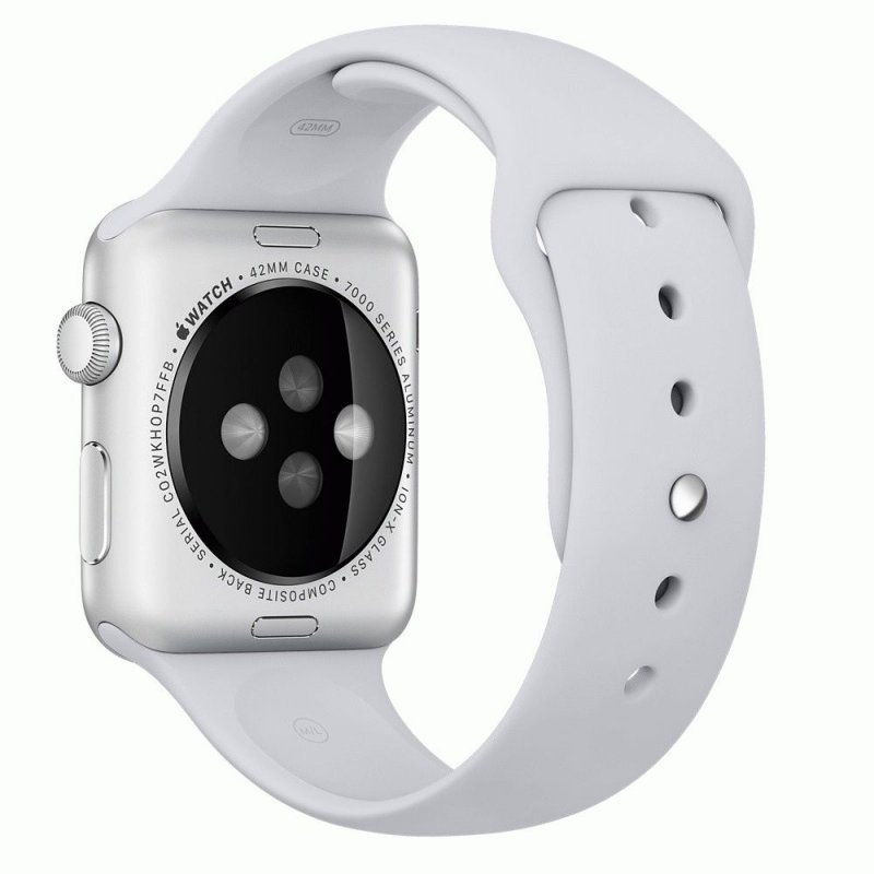 Ремешок для Apple Watch 42mm Sport Fog (MLJU2)