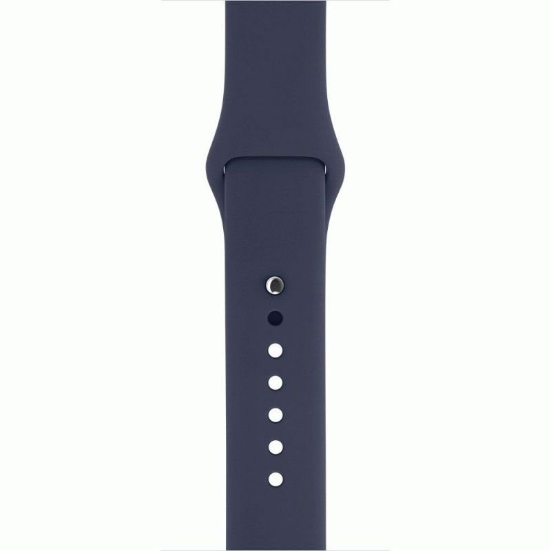 Ремешок для Apple Watch 42mm Sport Midnight Blue (MLL02)