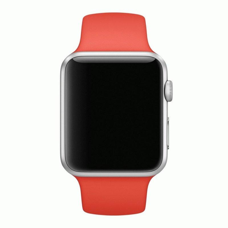 Ремешок для Apple Watch 42mm Sport Orange (MLDK2)