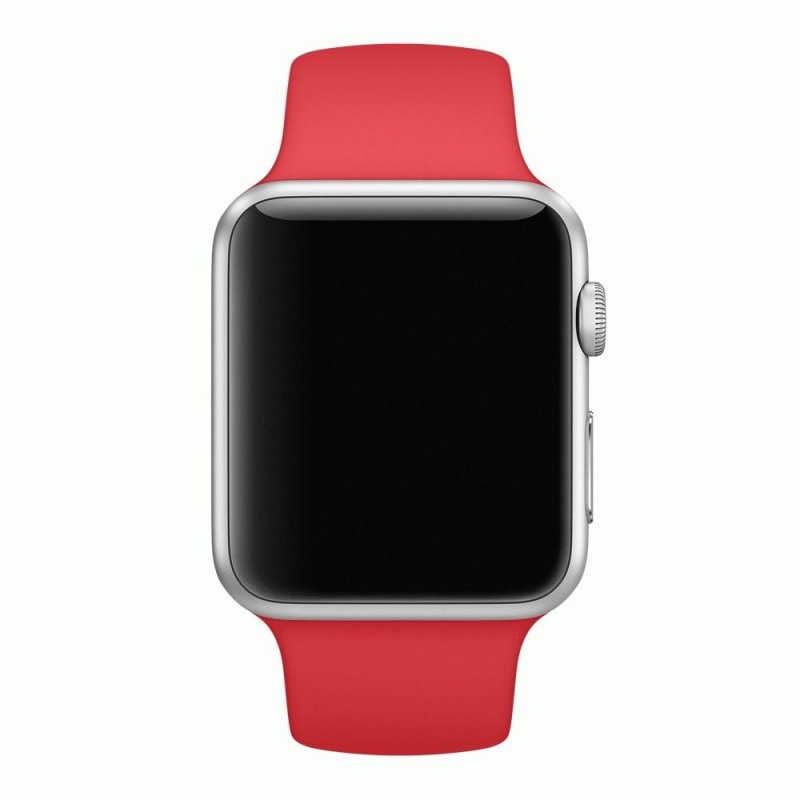 Ремешок для Apple Watch 42mm Sport Red (MLDJ2)