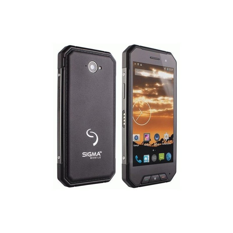 Sigma mobile X-treme PQ27 Black