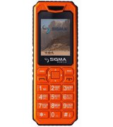 Sigma mobile X-style 11 Dragon Orange