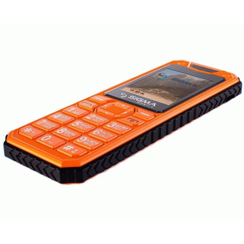 Sigma mobile X-style 11 Dragon Orange