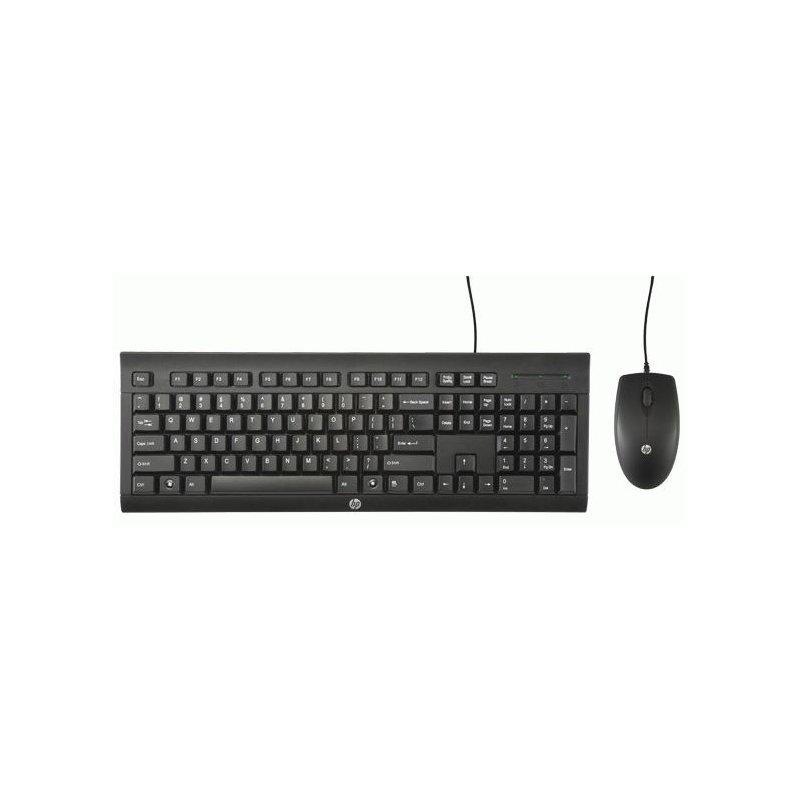 Клавиатура HP Wired Combo C2500