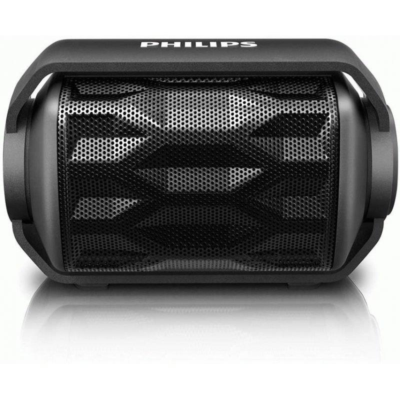 Philips BT2200 Wireless Portable Speaker (BT2200B/00) Black