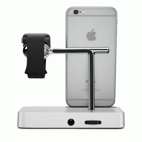 Док-станция Belkin Valet Charge Dock для Apple Watch + iPhone