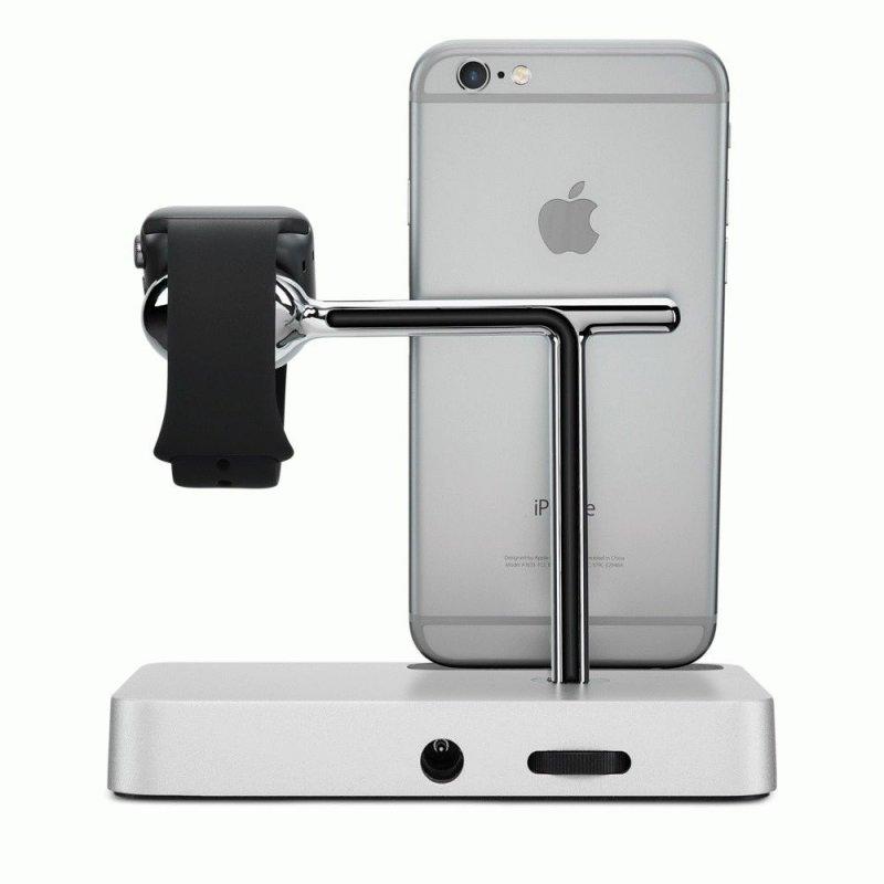 Док-станция Belkin Valet Charge Dock для Apple Watch + iPhone