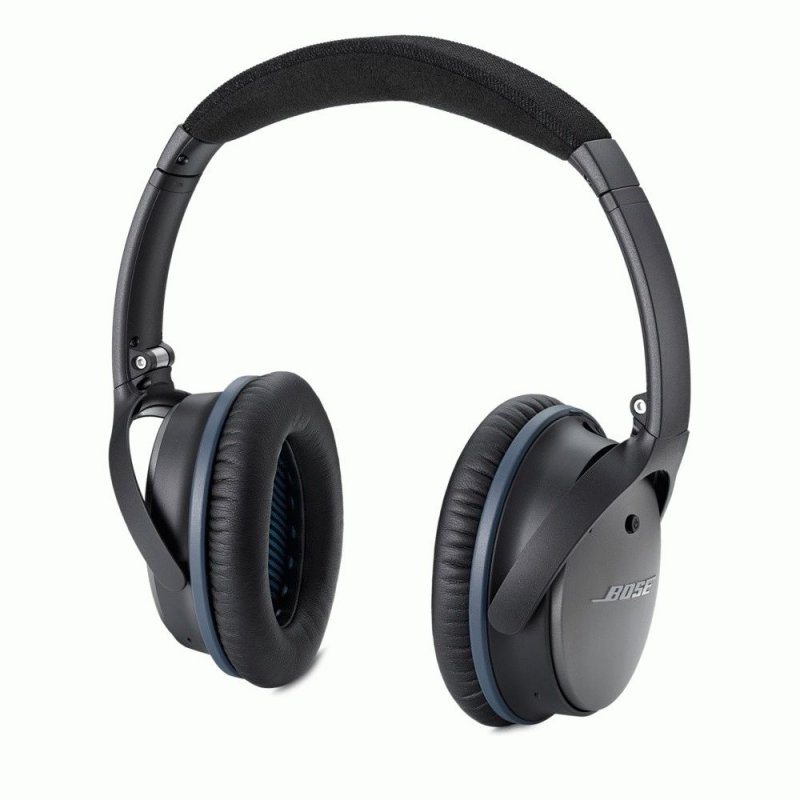 Bose QuietComfort 25 Acoustic Noise Cancelling Headphones MFI Black