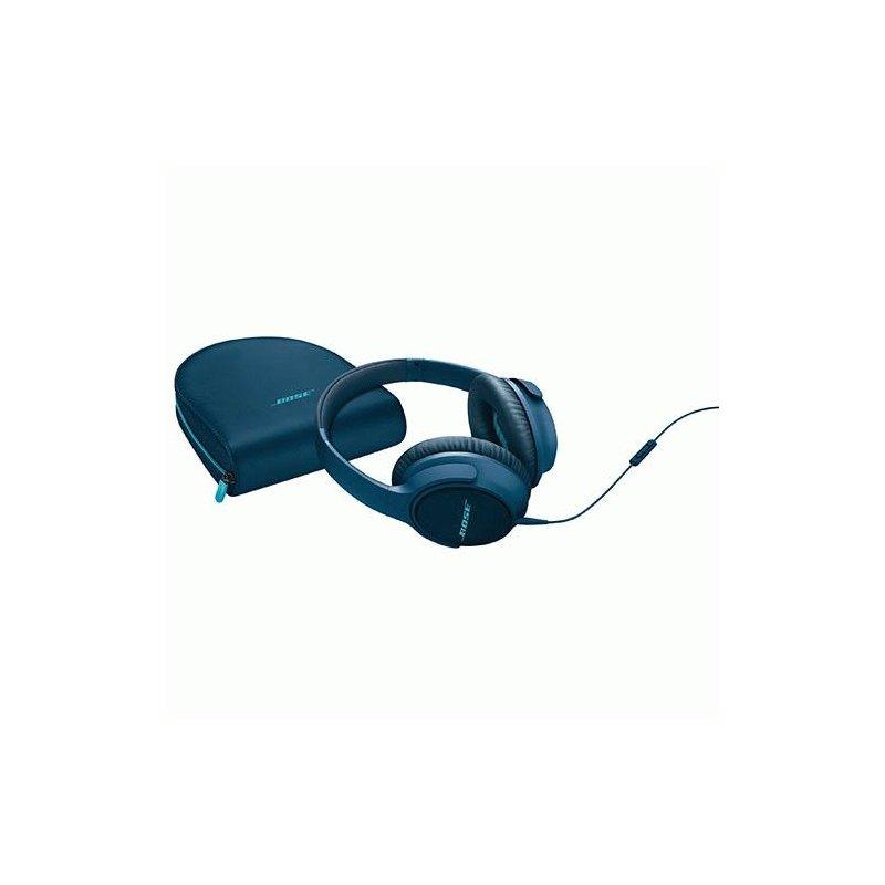 Bose SoundTrue Around-Ear Headphones II MFI Navy Blue