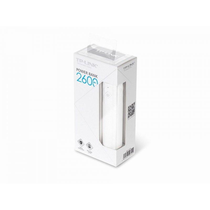 Внешний аккумулятор TP-LINK Power Bank TL-PB2600 2600 mAh
