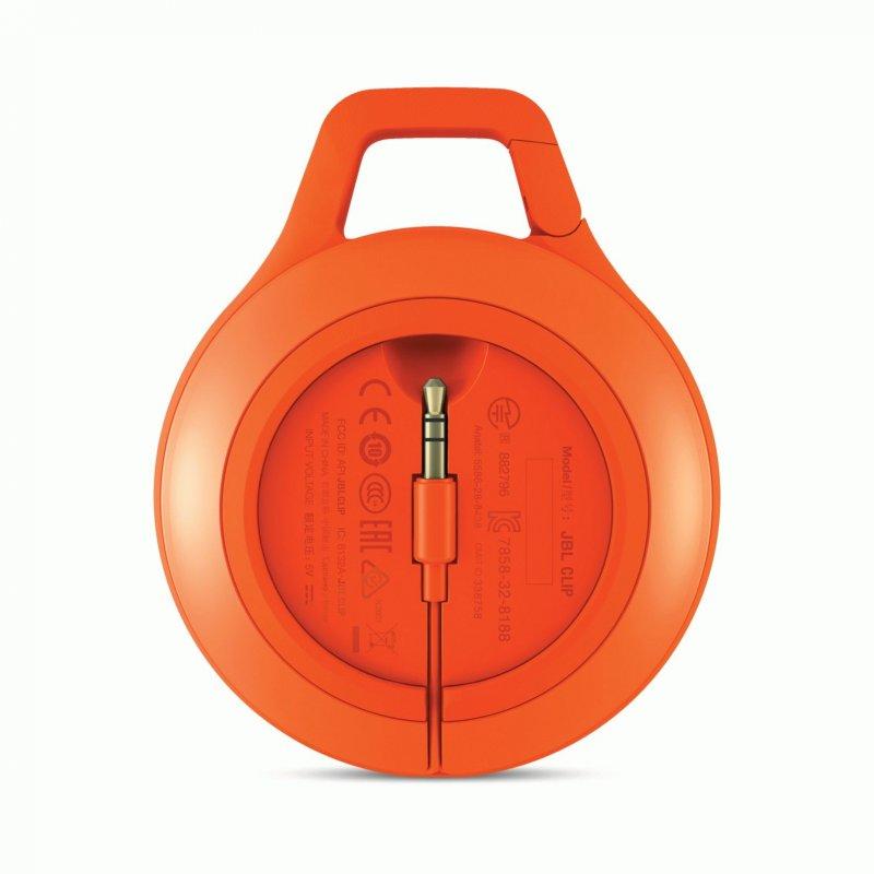 JBL Clip Plus Orange (JBLCLIPPLUSORG)