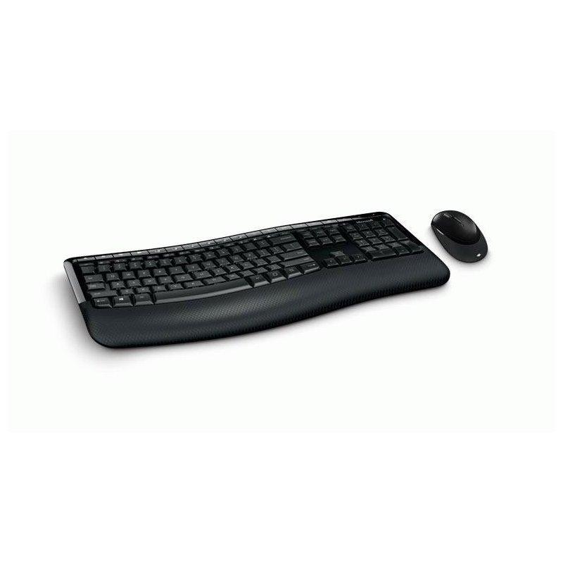 Комплект Microsoft WL Comfort Desktop 5050 BlueTrack Ru Ret AES