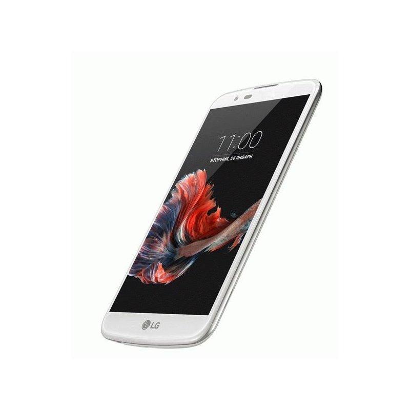 LG K10 (K410) White