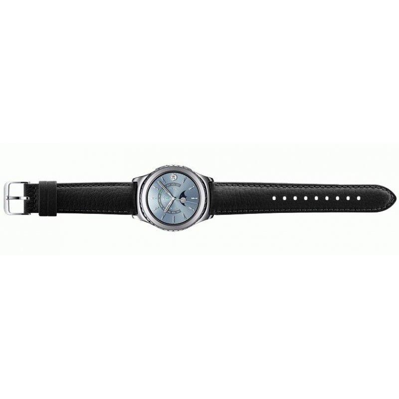 Умные часы Samsung Gear S2 Premium SM-R7320 Platinum (SM-R7320WDASEK)