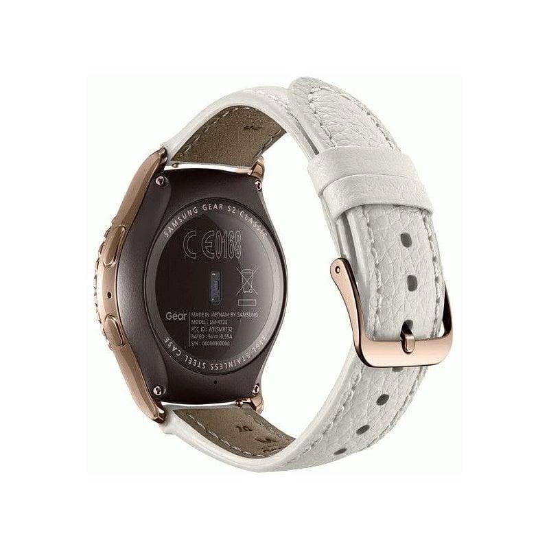 Умные часы Samsung Gear S2 Premium SM-R7320 Pink Gold (SM-R7320ZDASEK)