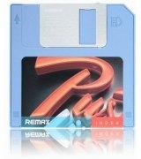 Внешний аккумулятор Remax PowerBank Floppy Disk 5000 mAh Blue