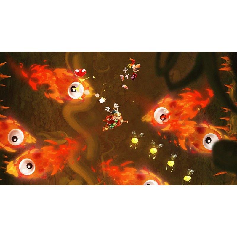 Игра Rayman Legends для Sony PS 4 (русская версия)