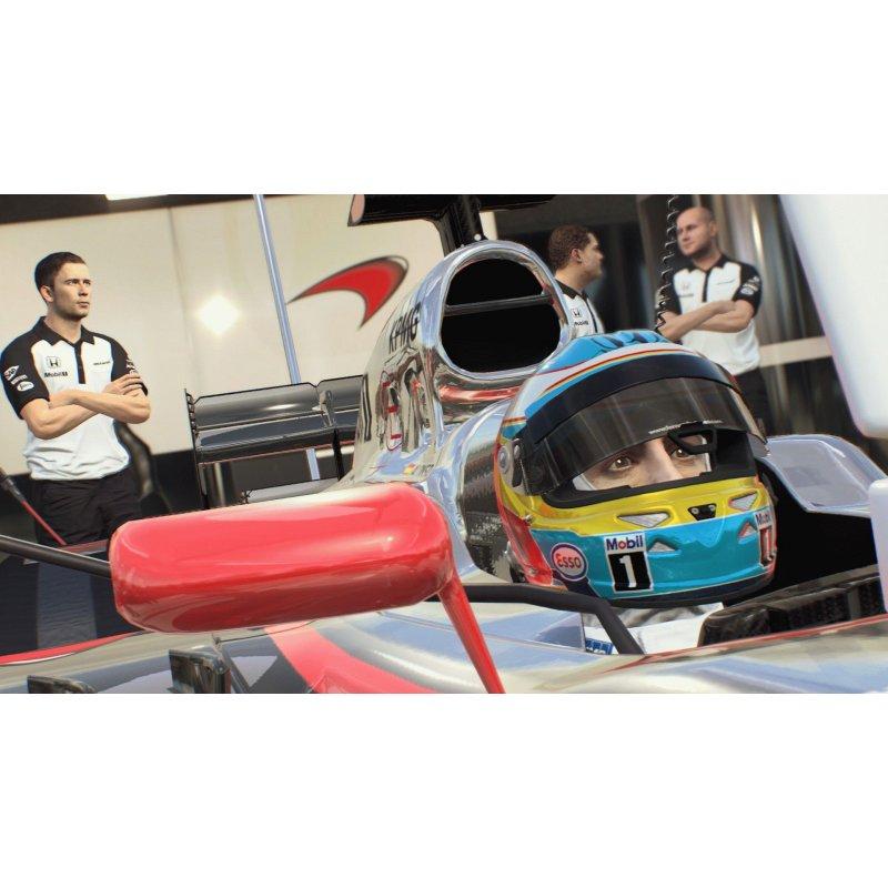 Игра F1 2015 для Sony PS 4 (английская версия)