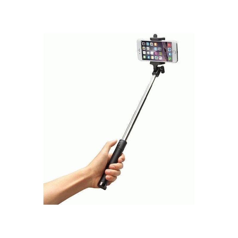 Телескопический монопод Spigen Selfie Stick S520 (SGP11721) Black
