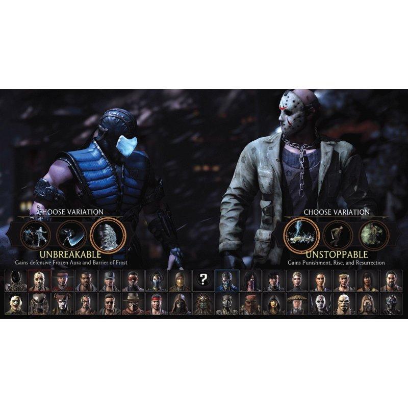 Игра Mortal Kombat XL для Sony PS 4 (русские субтитры)