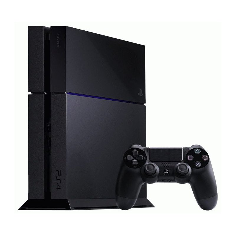 Sony PlayStation 4 + Metal Gear Solid V