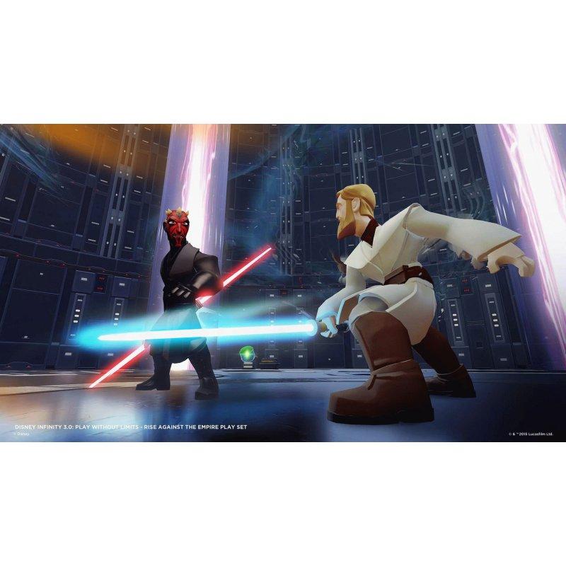 Игра Disney Infinity 3.0: Star Wars Стартовый набор для Sony PlayStation 4 (русская версия)