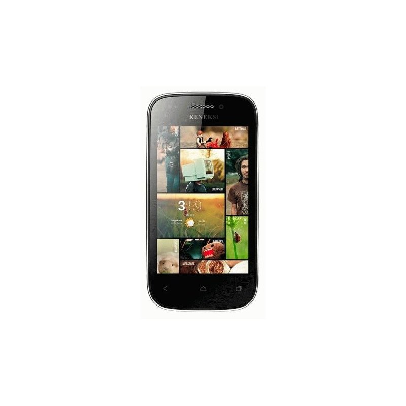 Keneksi Apollo Dual Sim Black