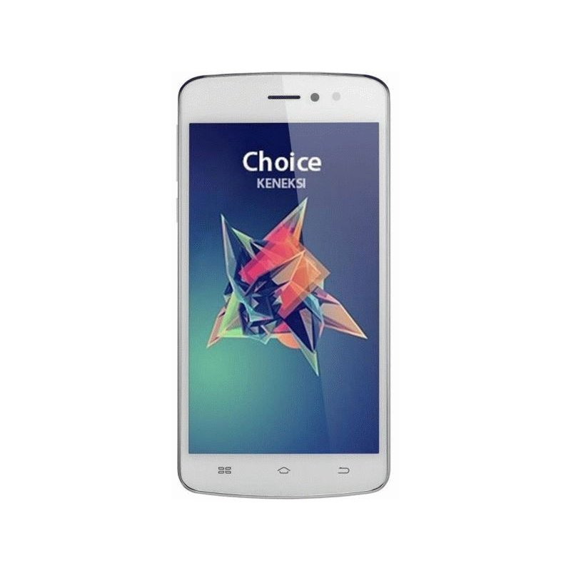 Keneksi Choice Dual Sim White