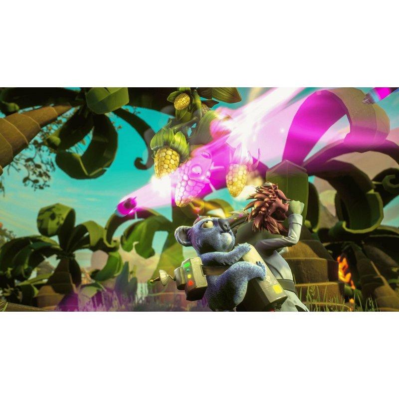 Игра Plants vs. Zombies Garden Warfare 2 для Sony PS 4 (английская версия)