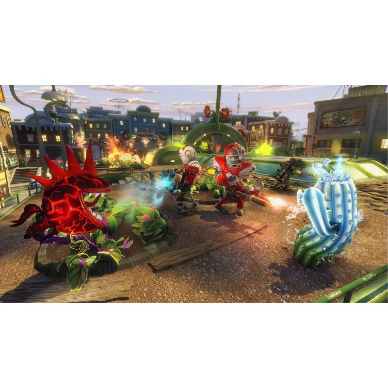 Игра Plants vs. Zombies Garden Warfare для Sony PS 4 (английская версия)