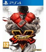 Игра Street Fighter V для Sony PS 4 (русские субтитры)