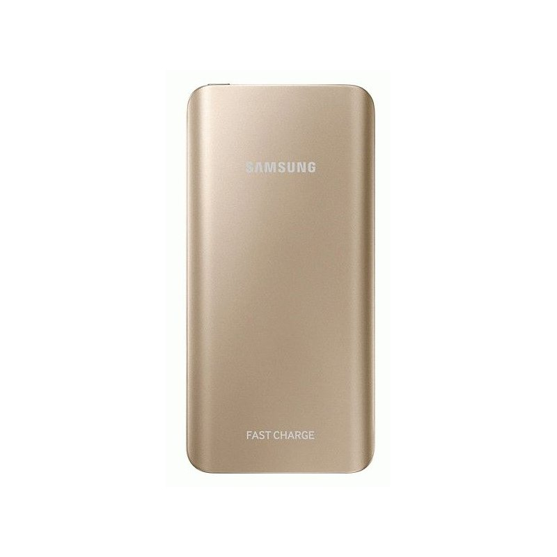 Внешний аккумулятор Samsung Fast Charging 5200 mAh Gold (EB-PN920UFRGRU)