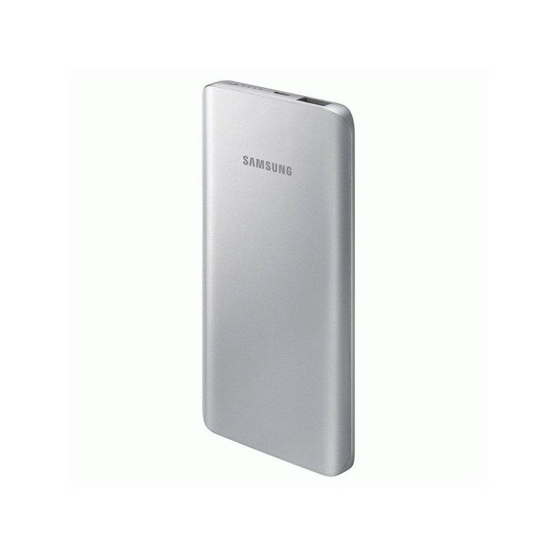 Внешний аккумулятор Samsung 5200 mAh Silver (EB-PA500USRGRU)