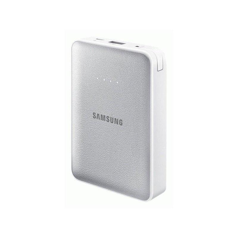 Внешний аккумулятор Samsung 8400 mAh Silver (EB-PG850BSRGRU)
