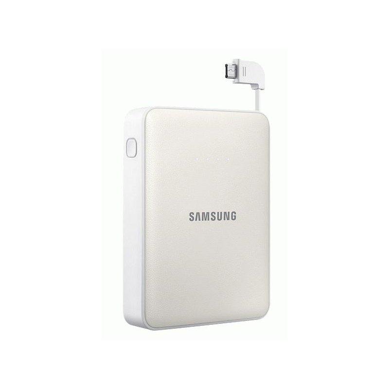 Внешний аккумулятор Samsung 8400 mAh White (EB-PG850BWRGRU)