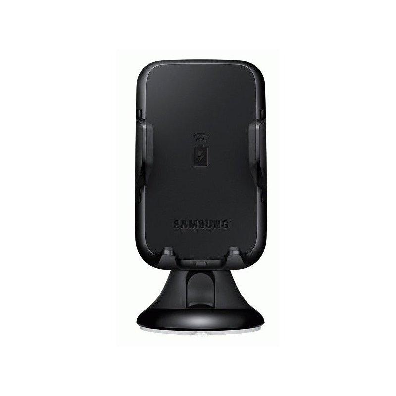 Автодержатель Samsung с беспроводной зарядкой (EP-HN910IBRGRU)