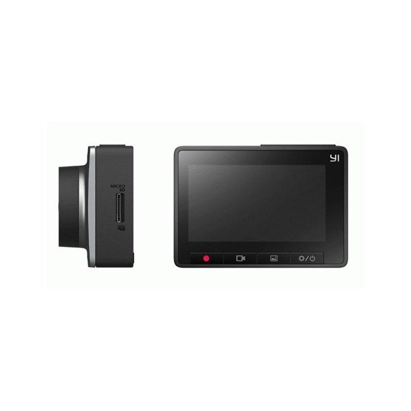 Видеорегистратор Xiaomi XiaoYi FHD Car WiFi DVR Gray