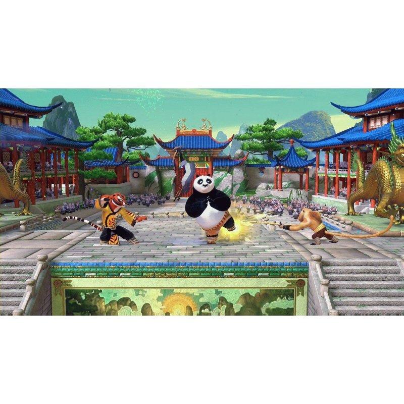 Игра Kung Fu Panda: Решающий Поединок Легендарных Героев для Sony PS 4 (английская версия)