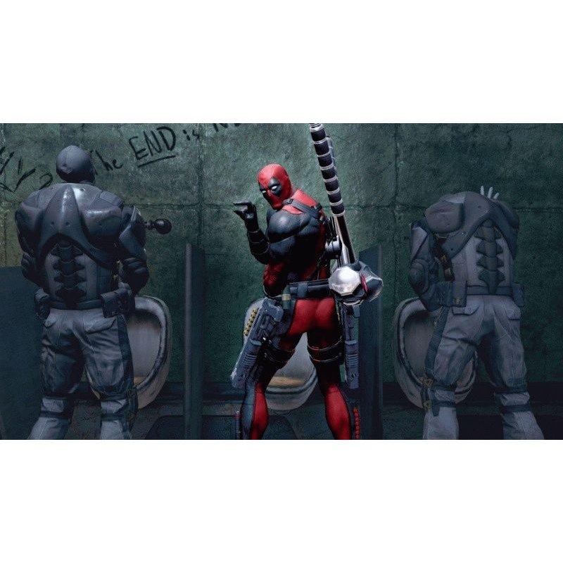 Игра Deadpool для Sony PS 4 (английская версия)