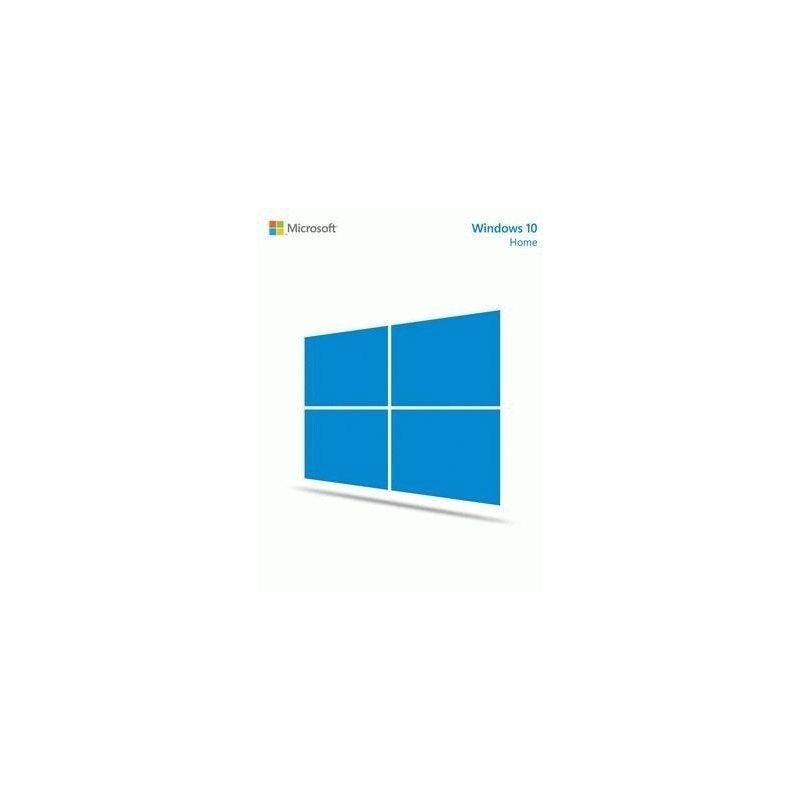 Microsoft Windows 10 Home 32-bit Russian 1ПК DVD (ОЕМ для сборщиков) (KW9-00166)