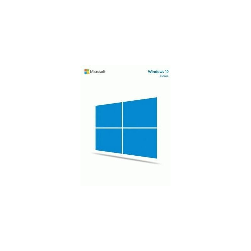 Microsoft Windows 10 Home 64-bit English 1ПК DVD (ОЕМ для сборщиков) (KW9-00139)
