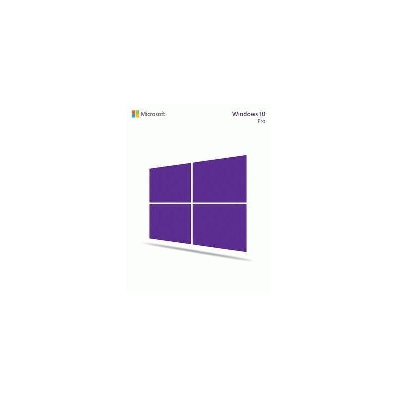Microsoft Windows 10 Pro 64-bit English 1ПК DVD (ОЕМ для сборщиков) (FQC-08929)
