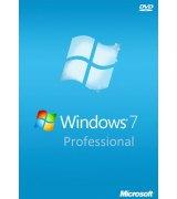 Microsoft Windows 7 SP1 Professional 64-bit English 1ПК DVD (ОЕМ для сборщиков) (FQC-08289)