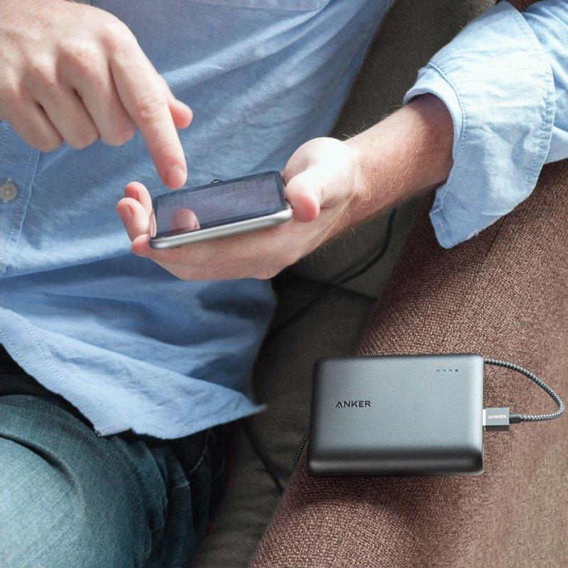 Внешний аккумулятор Anker PowerCore 10400mAh Portable Charger